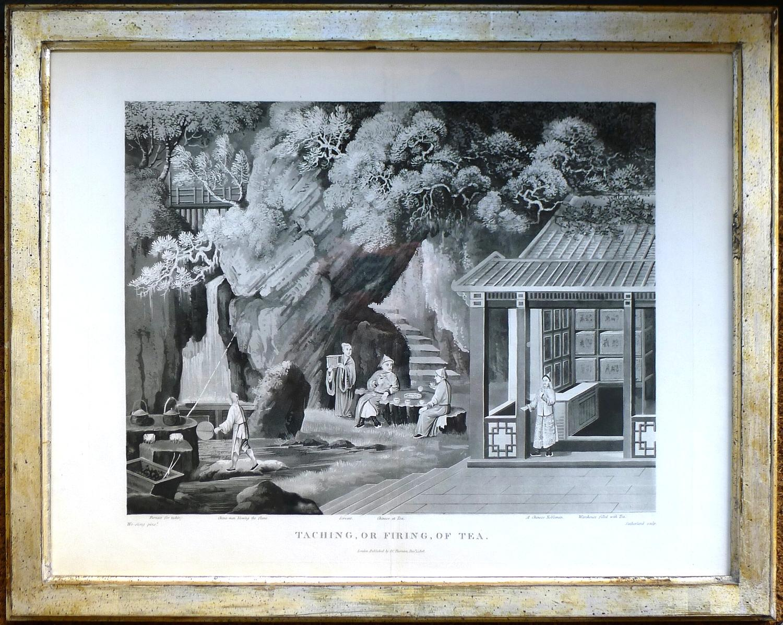 Thomas Sutherland - Gathering of Tea etc.