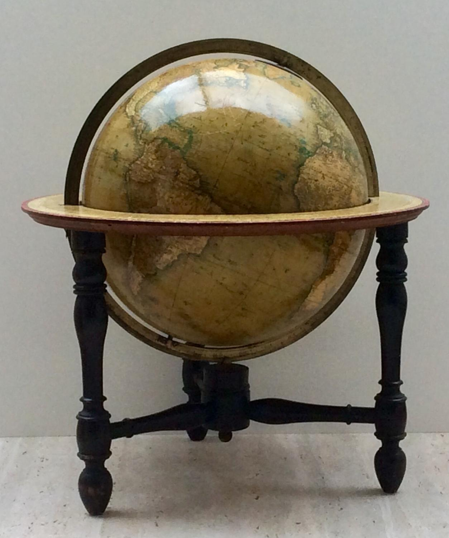 19th century Terrestrial Globe