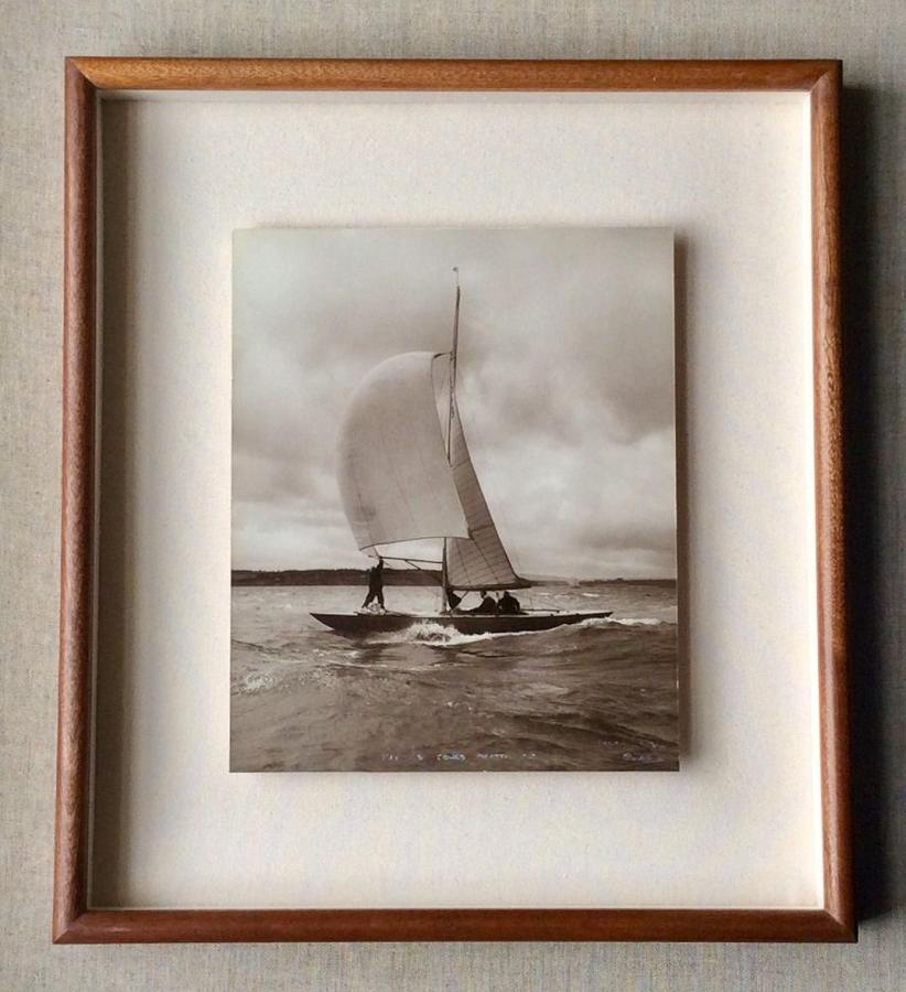 Beken of Cowes   ~   1950s British photographs of yachts